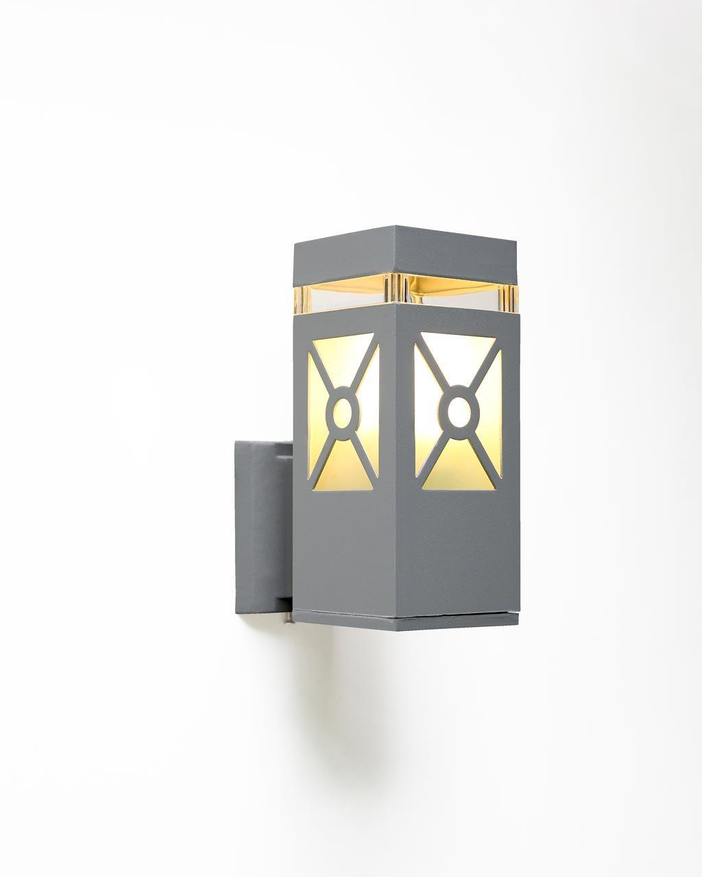 đèn tường ngoài trời hiện đại