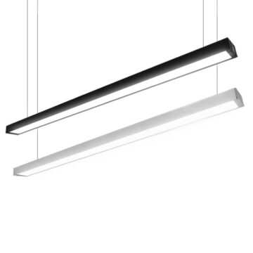 Đèn LED máng nhôm thả trần văn phòng LTCN216