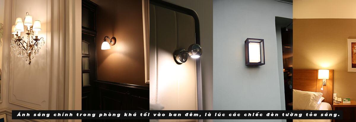đèn tường