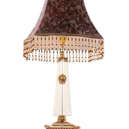 Đèn để bàn đồng cổ điển cao cấp VS17503