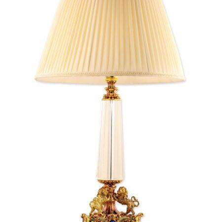 Đèn để bàn đồng cổ điển cao cấp VS17510
