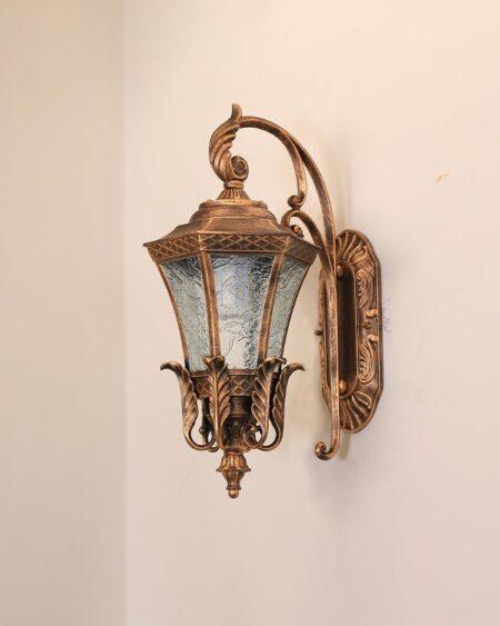 Đèn gắn tường trang trí ngoài trời cổ điển