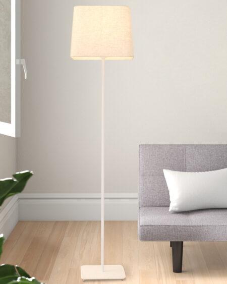 Đèn cây đứng đọc sách góc sofa phòng khách & phòng ngủ