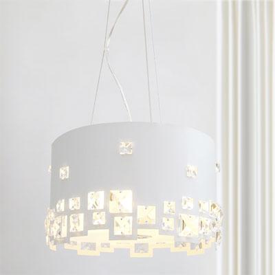 Đèn thả trang trí pha lê D3044