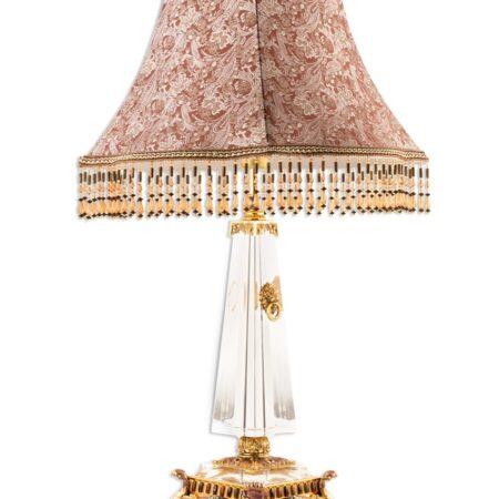 Đèn để bàn đồng cổ điển cao cấp VS1343