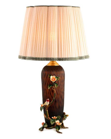 đèn bàn gốm sứ cao cấp