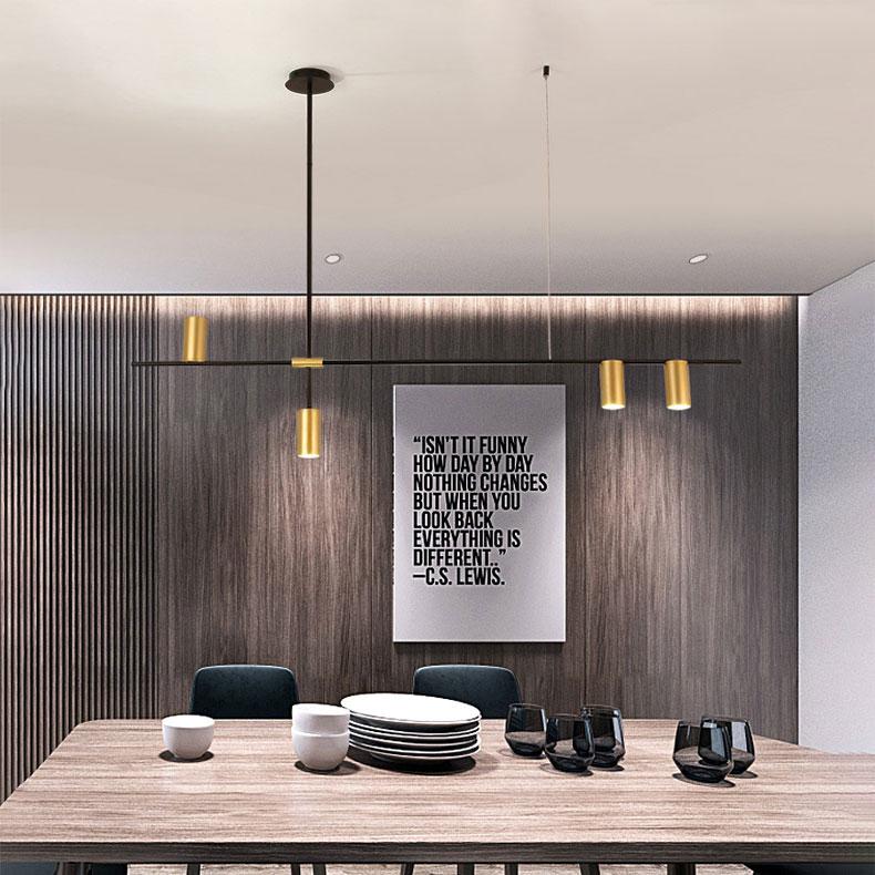 Đèn thả LED rọi bàn ăn hiện đại AU2920/4