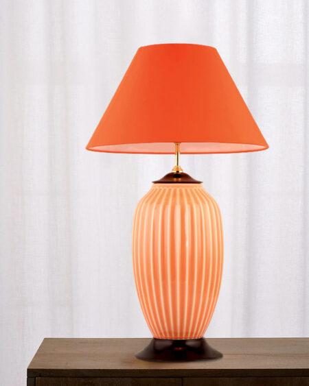 Đèn bàn, đèn ngủ gốm VR9509