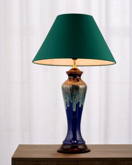 Đèn bàn, đèn ngủ gốm VR9103