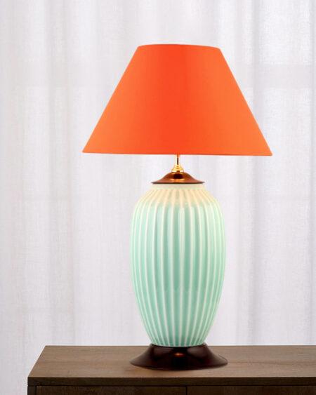 Đèn bàn, đèn ngủ gốm VR9515