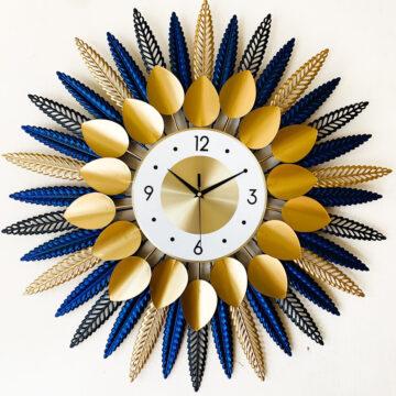 đồng hồ trang trí gắn tường
