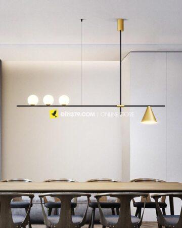 VIRGO V226 | Đèn thả trang trí bàn ăn, quầy bar hiện đại