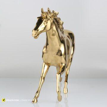 Tượng Ngựa đồng trang trí