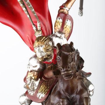 Tượng đồng Mã Thượng Phong Hầu