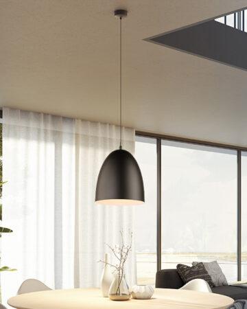 VIRGO VR8604 | Đèn thả hiện đại chụp hợp kim đơn giản