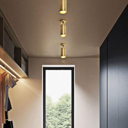 VIRGO 1420A   Đèn rọi gắn trần hiện đại 7W, soi tranh, gương