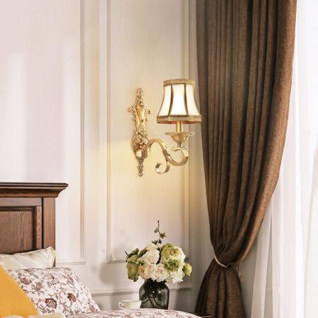 VIRGO V3010 | Đèn tường đồng cao cấp phong cách cổ điển