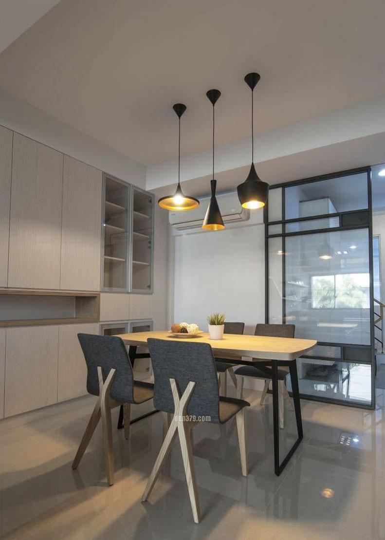 VIRGO V832 | Đèn thả bàn ăn phong cách công nghiệp