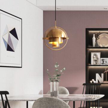 VIRGO V3353 | Đèn thả bàn ăn, đầu giường cao cấp | Xoay tự do