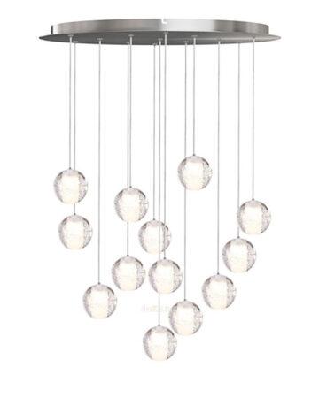 VIRGO V2084 | Đèn thả trang trí giọt nước cao cấp (5W)