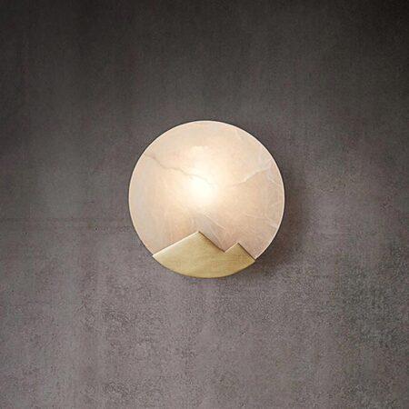 VIRGO V869W | Đèn Tường Đá Hoa Marble Cao Cấp