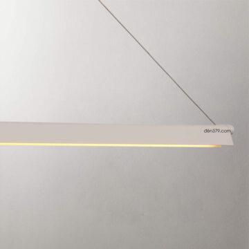 Đèn thả LED thanh ngang trang trí bàn ăn hiện đại D3074