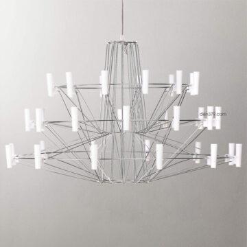 Đèn thả LED trang trí phong cách hiện đại D3084