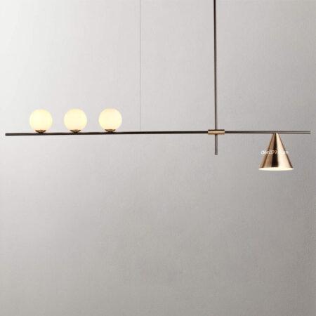 Đèn thả trang trí bàn ăn hiện đại D3091