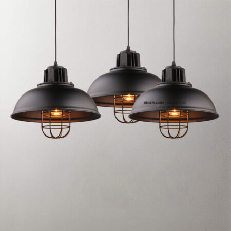 Đèn thả trang trí kiểu công nghiệp D3098