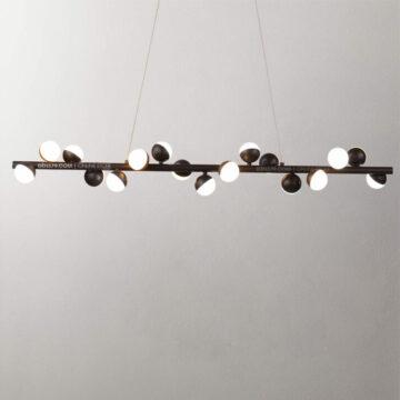 Đèn thả LED trang trí bàn ăn hiện đại D3101