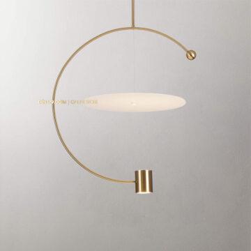 Đèn thả LED trang trí bàn ăn hiện đại D3110
