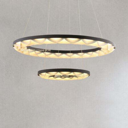 Đèn thả trang trí cao cấp S252 (80+40cm)