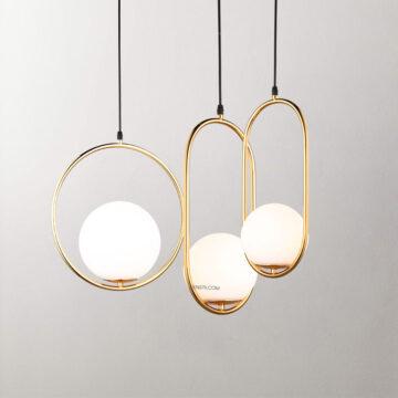 Đèn thả trang trí T2011