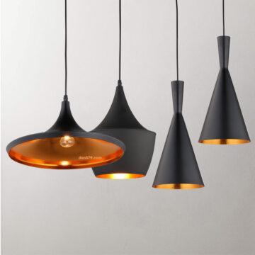 Đèn thả trang trí phong cách công nghiệp D2015