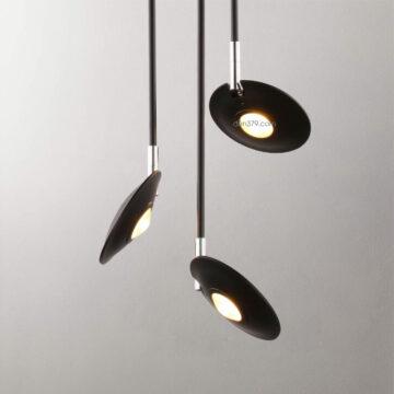 Đèn thả LED trang trí bàn ăn 3 bóng hiện đại D3086