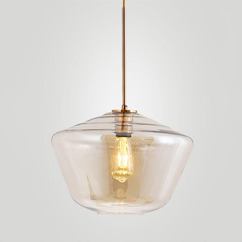 Đèn thả thủy tinh trang trí cao cấp D3106