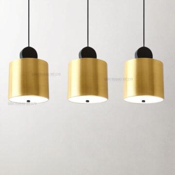 Đèn thả LED trang trí hiện đại D2068