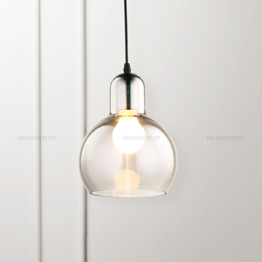 Đèn thả thủy tinh trang trí D3127