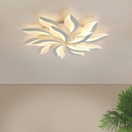 Đèn LED ốp trần trang trí chong chóng 12 cánh C264