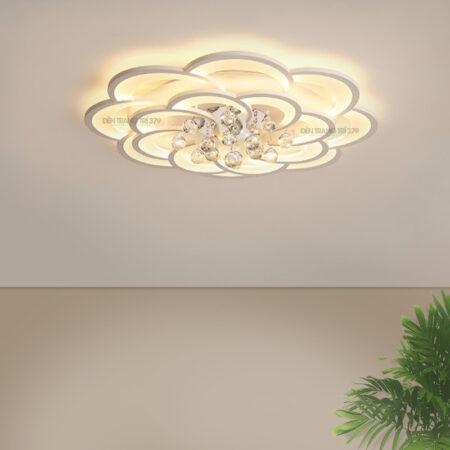 Đèn LED ốp trần trang trí C266