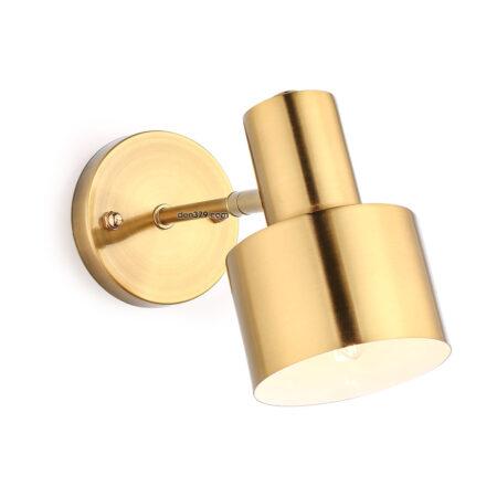 Đèn rọi gắn tường xi vàng hiện đại Q211
