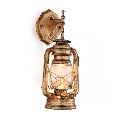 Đèn gắn tường trang trí Đèn dầu Q269