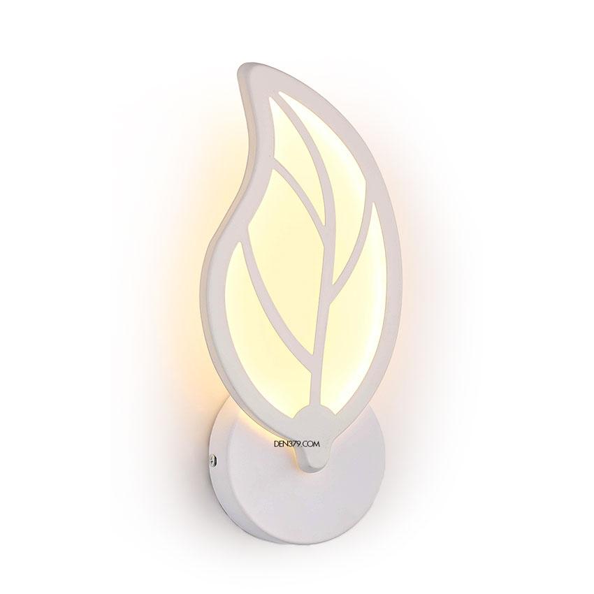 Đèn LED hắt tường chiếc lá Q236