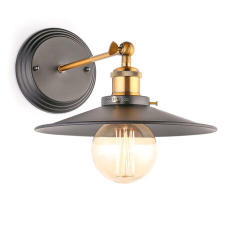 Đèn gắn tường phong cách công nghiệp Q253