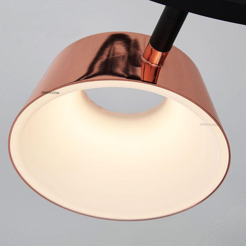Đèn chùm hiện đại 6 bóng rọi D3151