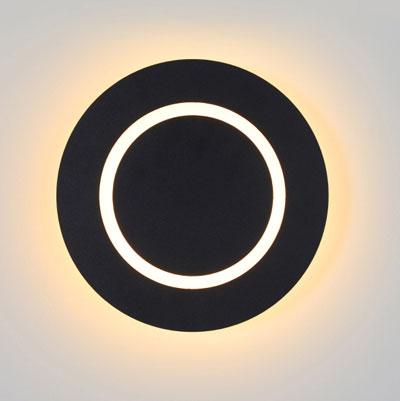 Đèn LED gắn tường tròn hiện đại Q204