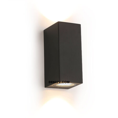 Đèn hắt tường 2 đầu ngoài trời hiện đại Q305