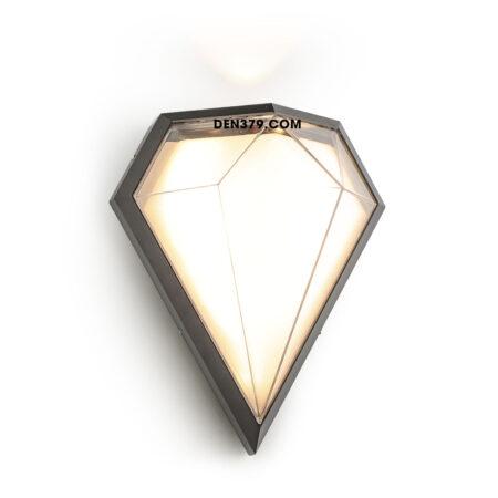 Đèn tường trang trí hiện đại kim cương Q311