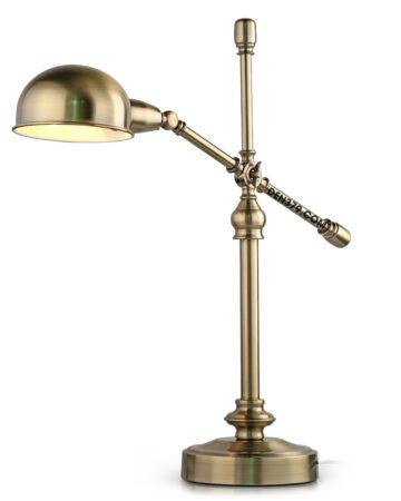 Đèn bàn làm việc màu đồng DB555