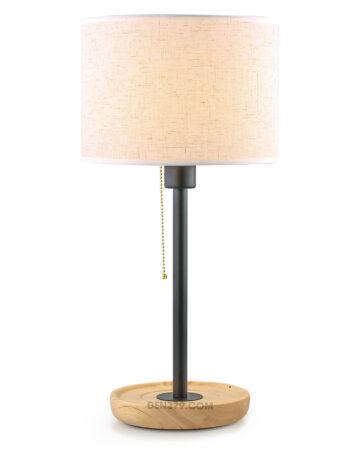 Đèn bàn trang trí đế gỗ TB590
